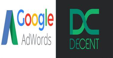 تبلیغات گوگل برای دیسنت