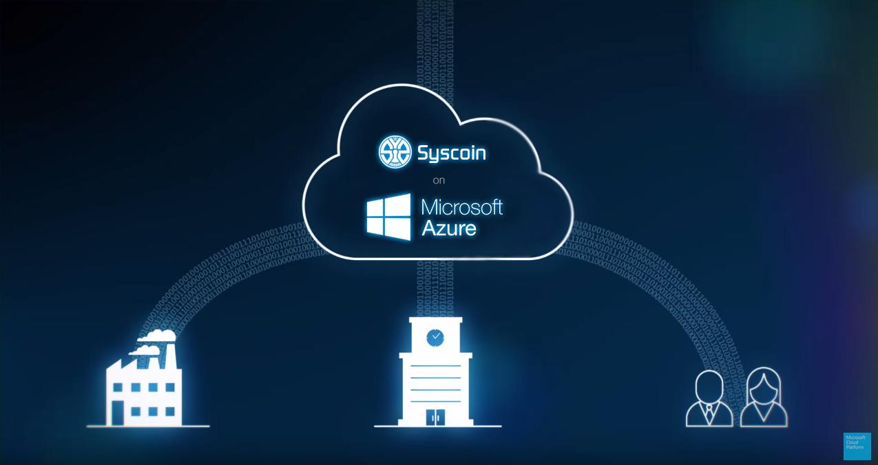 سیسکوین Syscoin چیست؟