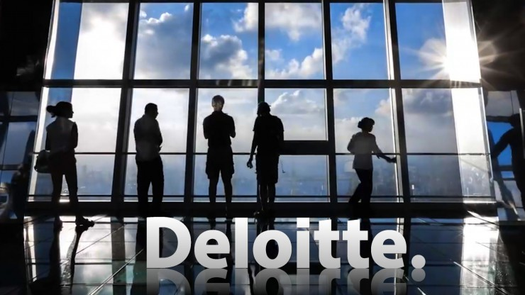 مشارکت دیلویت (Deloitte) و پلتفرم ویوز (Waves) برای توسعهی سرویس ICO