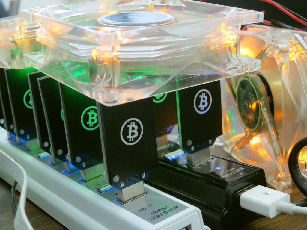 فرایند استخراج بیت کوین چگونه است؟