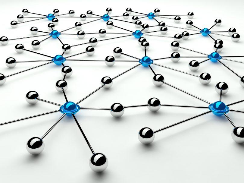 شبکه توزیع شده