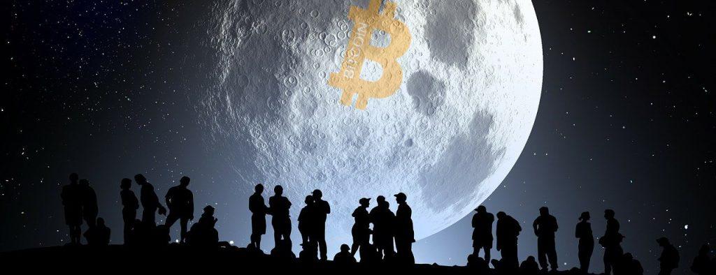 پتانسیل بیت کوین برای رشد واقعا چقدر است ؟ چشم انداز گردش پول در جهان