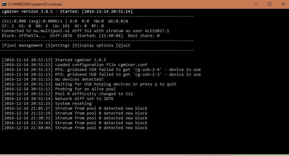 نرم افزارهای استخراج بیت کوین