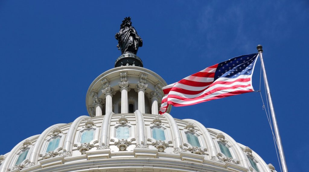 اختصاص بخشی از بودجه ۷۰۰ میلیارد دلاری سنای آمریکا جهت مطالعه بر روی امنیت سایبری بلاک چین
