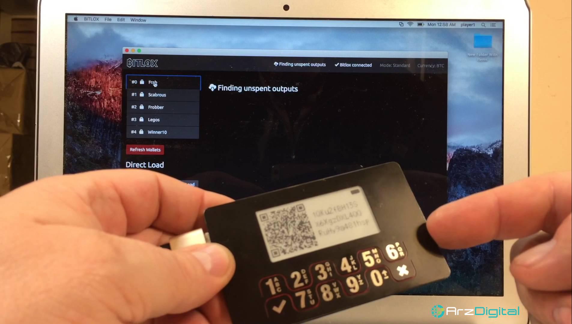نگاهی بر پنج کیف پول سخت افزاری رمزارز های مختلف و قیمت های آن ها