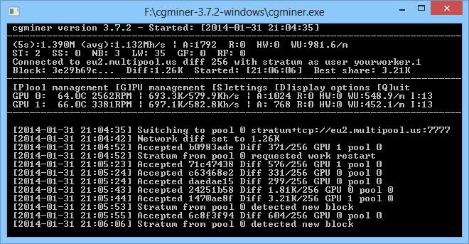 نرم افزارهای معتبر استخراج لایت کوین با GPU