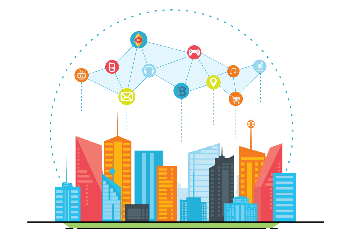 بلاکچِین و شهرهای هوشمند: راهی به سوی دومین پایتخت چین