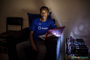خاطرات یک ماینر ارزهای رمزگذاری شده آفریقایی