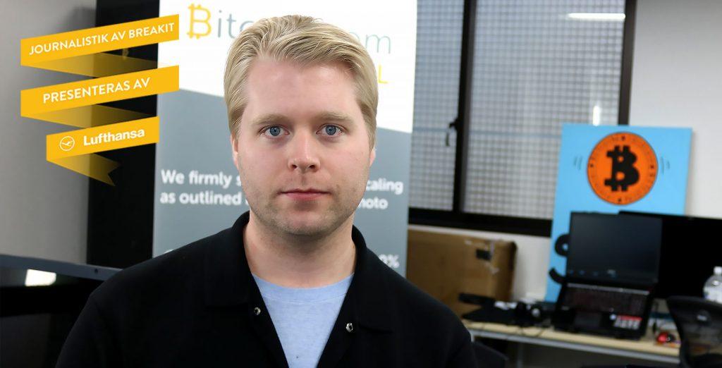 بنیانگذار Bitcoin.com تمام بیت کوین هایش را فروخت !