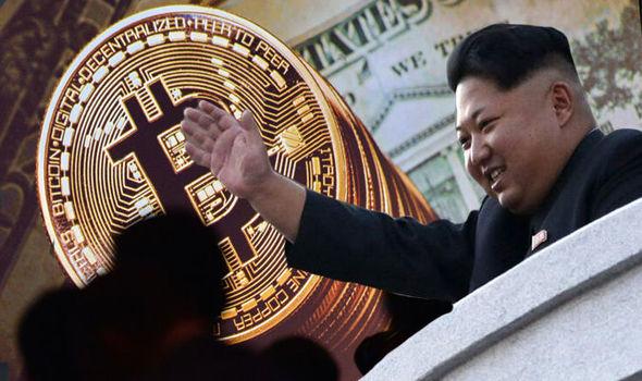 پولی که کره شمالی از بیت کوین به جیب زد