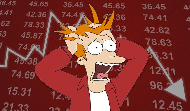 چه چیزی بازار را به حمام خون تبدیل کرد؟