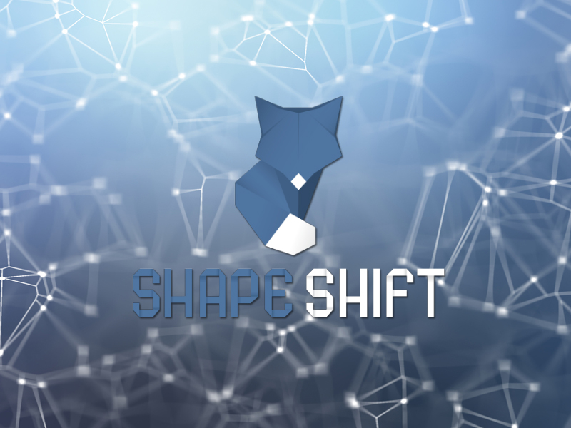 سایت ShapeShift برای رپیل