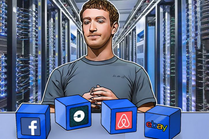 زاکربرگ از قدرت ارزهای دیجیتالی میگوید