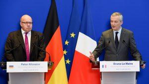 درخواست آلمان و فرانسه برای تحریم بیت کوین