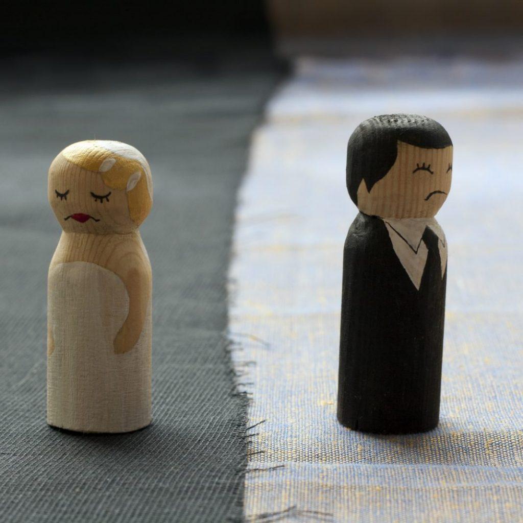 پای بیتکوین به دادگاه طلاق هم باز شد!