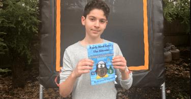 این پسر یازده ساله در مورد بیتکوین کتاب نوشته است!