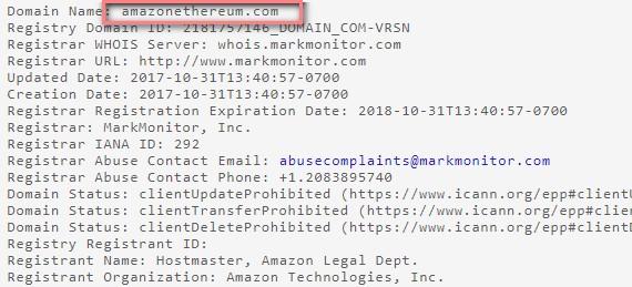 آمازون بزرگترین تهدید برای بیت کوین !