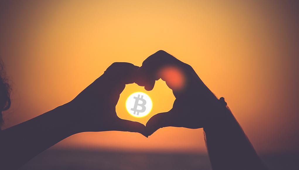 بیت کوین: عاشقم هستید؟ من را برای خودم بخواهید