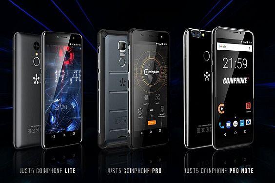 از اولین تلفن هوشمند مجهز به کیف پول سخت افزاری ارزهای دیجیتال رونمایی شد