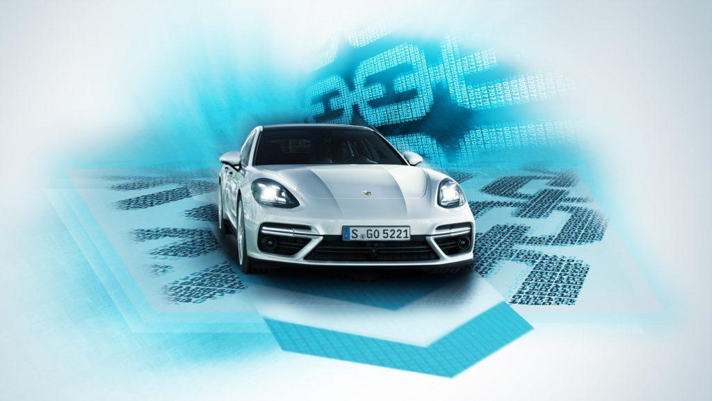 پورشه از فناوری بلاک چین در خودروهایش استفاده خواهد کرد