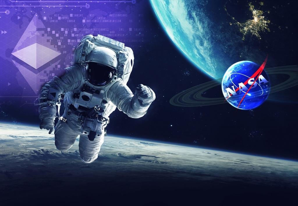 ناسا با استفاده از بلاک چین فضاپیمای خودگردان میسازد !