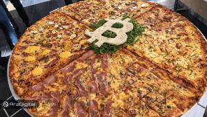 پیتزای ۵۰۰ میلیارد تومانی!