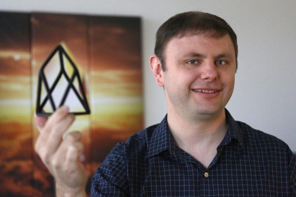 ایاس (EOS): الههی سحرگاه ارزهای دیجیتال