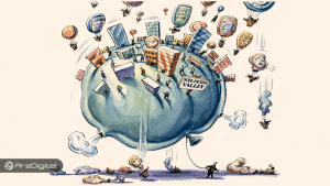 مروری بر شکلگیری و از هم پاشیدگی حباب دات کام