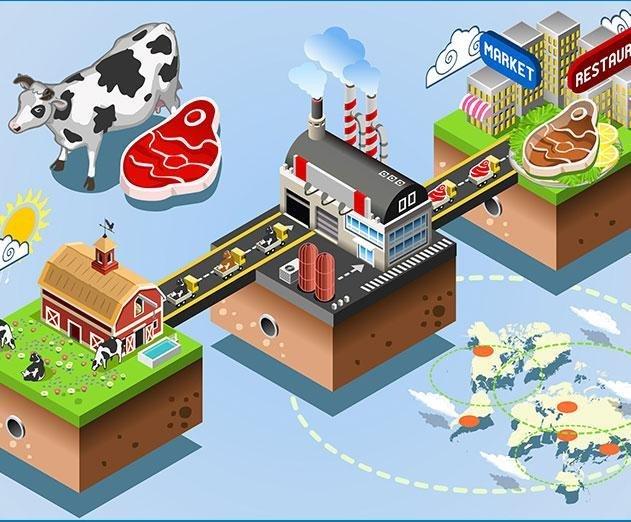 انقلاب بزرگ بلاک چین در صنعت مواد غذایی