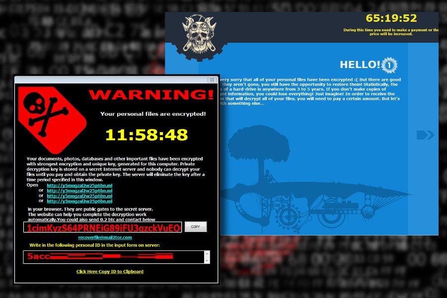 شروع فعالیت باج افزار «آیرون»/ تقاضای «بیت کوین» از قربانیان