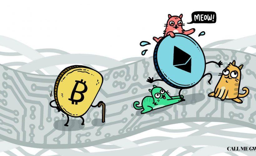 کریپتوکیتیز (CryptoKitties) چیست؟