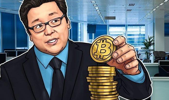 تام لی: به سه دلیل قیمت بیت کوین در سال 2018 به 25,000 دلار میرسد