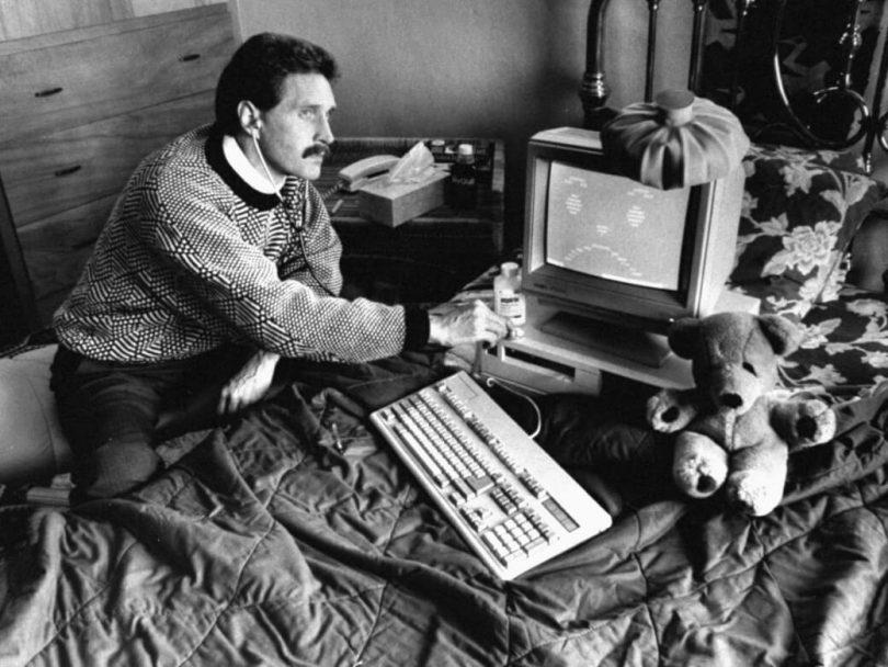 جان مکآفی، از آنتی ویروس تا جنگلهای بلیز، از گواتمالا تا بیت کوین