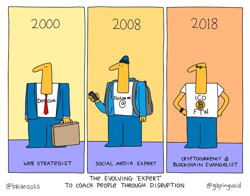 موج سوم انقلاب تکنولوژی !