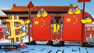 مدیر عامل ریپل: بیتکوین تحت کنترل چین است!