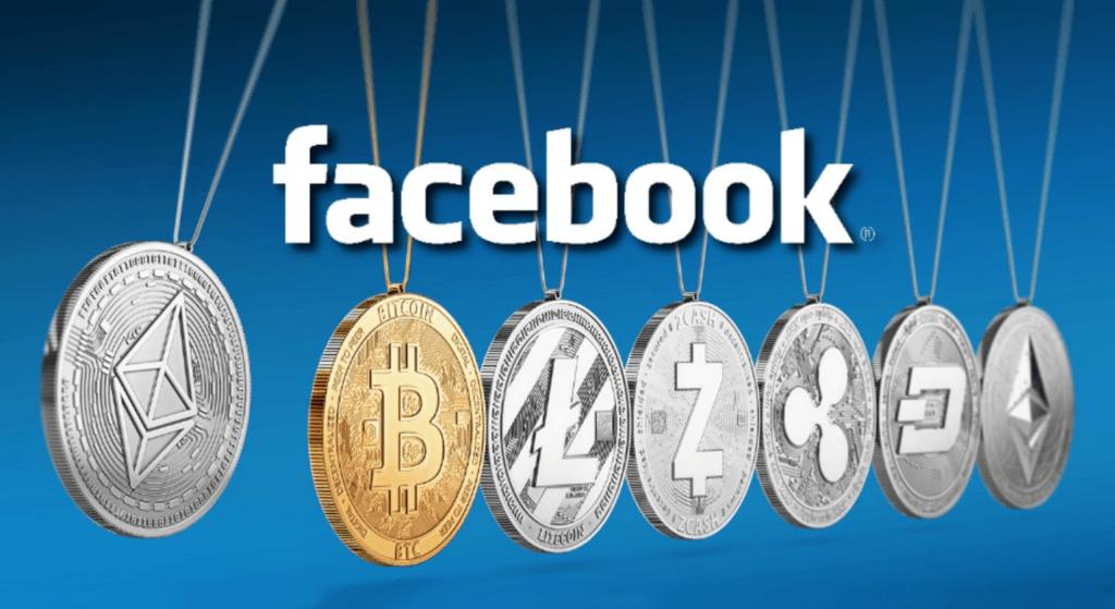 فیسبوک تبلیغات ارزهای دیجیتال را آزاد کرد !
