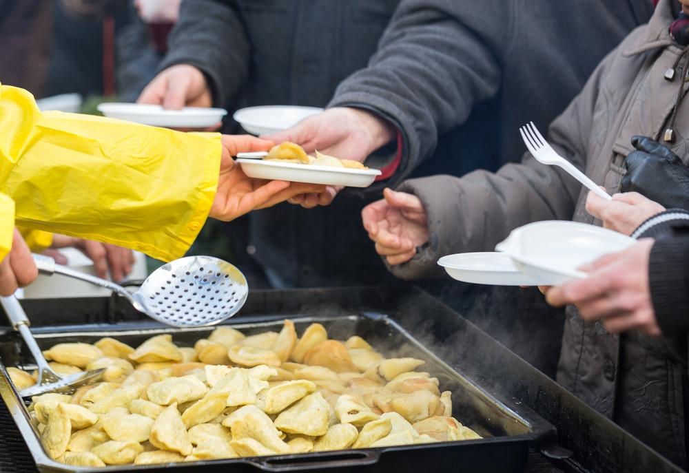بلاک چین به کمک افراد گرسنه و بیخانمان در جهان میشتابد