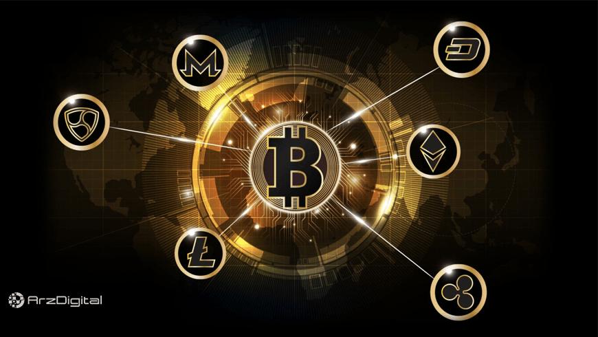 آیا نوسان قیمت ارزهای دیجیتال به بیت کوین وابسته است؟
