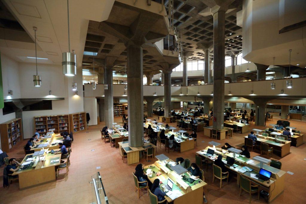 وزیر ارتباطات پیشنهاد استفاده از بلاک چین برای کتابخانه ملی را ارائه داد