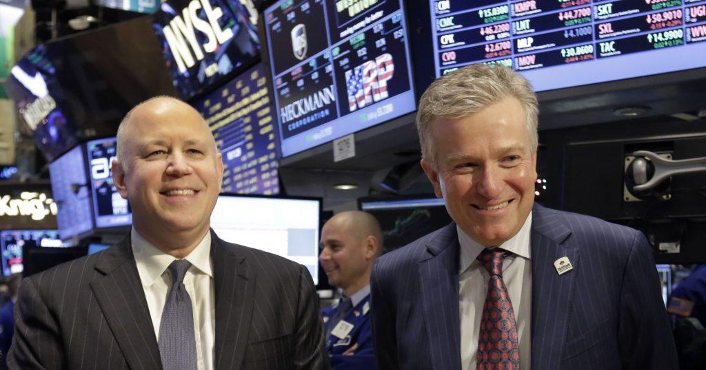 مالک بورس نیویورک: بیت کوین میتواند اولین پول جهانی باشد !
