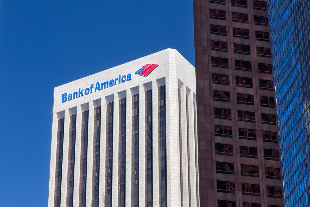 بنک آو امریکا به دنبال ثبت امتیاز یک سیستم ذخیرهسازی ارز دیجیتال