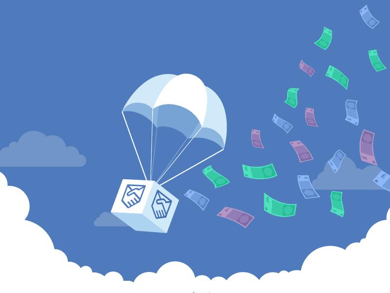 آیا ایردراپهای هوشمند (SmartDrops) جامعه ارزهای دیجیتال را دگرگون میکنند؟