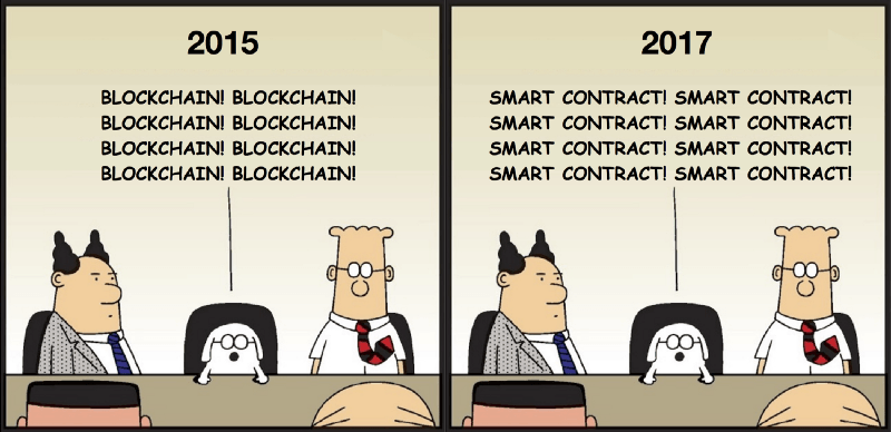 حقیقت قراردادهای هوشمند: خوب، بد، زشت !