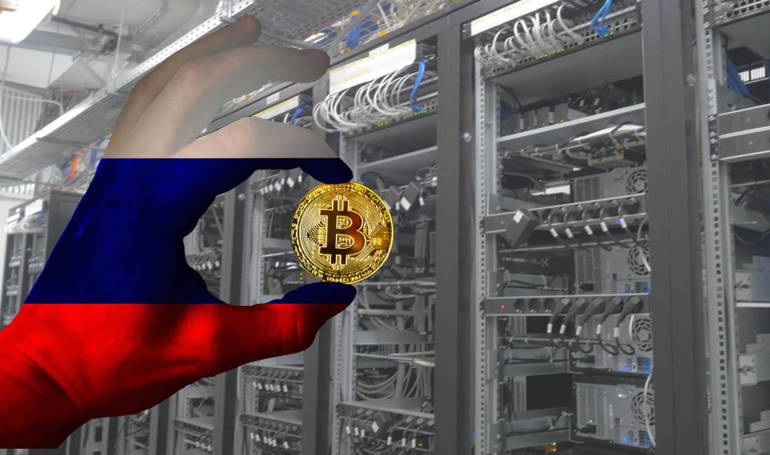 روسیه به قطب ماینینگ جهان تبدیل میشود