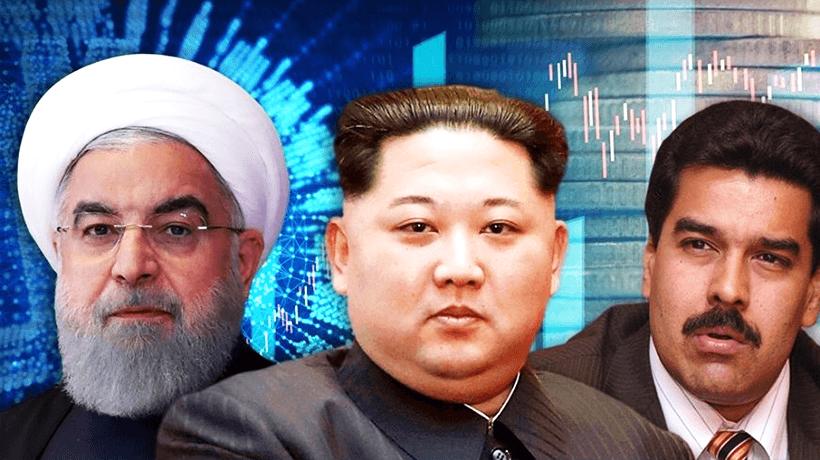 هشدار کارشناسان آمریکایی: ایران، کره شمالی و ونزوئلا برای دور زدن تحریمها به ارزهای دیجیتال روی میآورند !