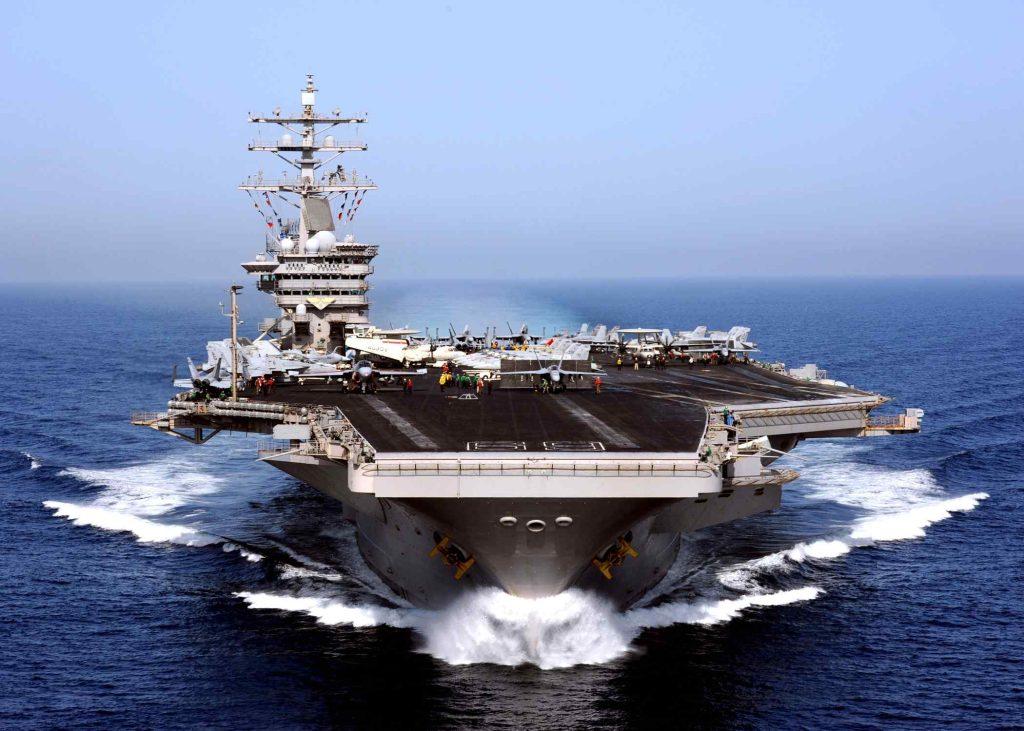 نیروی دریایی آمریکا از بلاک چین استفاده خواهد کرد !