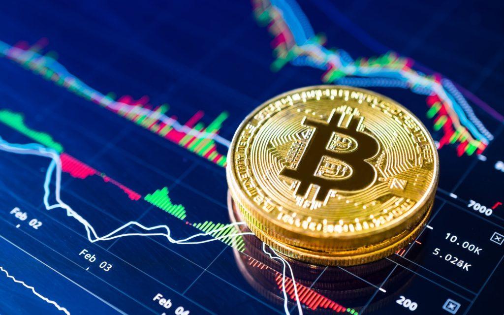 میزان تسلط بیت کوین بر بازار ارزهای دیجیتال به 55 درصد رسید !