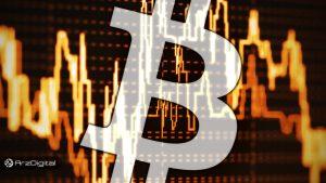 کاهش بیسابقه نوسانات قیمت بیت کوین در ماه سپتامبر !