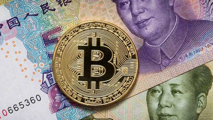 بازرگانان چینی، به صورت قانونی مجاز به پذیرش بیت کوین و ارزهای دیجیتال شدند !