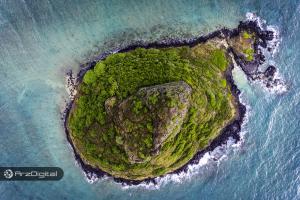 اجرای بلاک چین در یک جزیره متروکه تنها با کاغذ و خودکار
